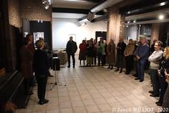 IMG_4575 (Patrick Williot) Tags: vernissage ecuries guy focant photos patrimoine wallonie