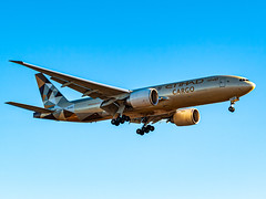 Etihad Cargo 777F A6-DDD, 12/11/2016 (DanishAviation) Tags: etihad 777 777f boeing copenhagenairport cph cphspotter cphairport cargo sonyrx10iv 2016