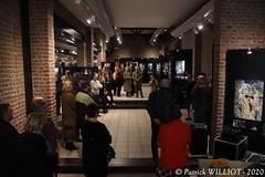 IMG_4562 (Patrick Williot) Tags: vernissage ecuries guy focant photos patrimoine wallonie