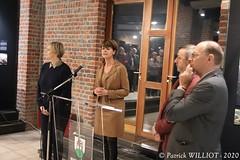IMG_4557 (Patrick Williot) Tags: vernissage ecuries guy focant photos patrimoine wallonie