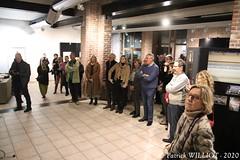 IMG_4553 (Patrick Williot) Tags: vernissage ecuries guy focant photos patrimoine wallonie