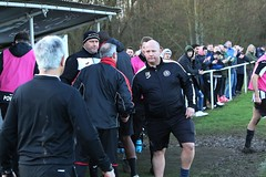 165 (Dale James Photo's) Tags: old bradwell united football club versus harefield fc spartan south midlands league challenge trophy quarter final sports social milton keynes saturday 18th january 2020 non