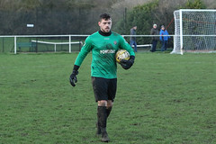 163 (Dale James Photo's) Tags: old bradwell united football club versus harefield fc spartan south midlands league challenge trophy quarter final sports social milton keynes saturday 18th january 2020 non