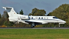 D-CHIC (AnDyMHoLdEn) Tags: embraer phenom egcc airport manchester manchesterairport 05r
