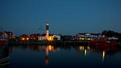 Evening in Timmendorf (pe_ha45) Tags: timmendorf poel ostsee balticsea mecklenburgvorpommern harbour hafen leuchtturm