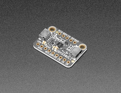 Adafruit ISM330DHCX - 6 DoF IMU - Accelerometer and Gyroscope - STEMMA QT / Qwiic (adafruit) Tags: 4502 ism330dhcx6dofimu accelerometer accessories boards gyroscope measurement stemma qwiic qtqwiic adafruit electronics diy diyelectronics diyprojects kit kitsprojects projects