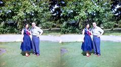 Batch G 0175 (dizzygum) Tags: vintage 3d stereo slide image 1959 posed people