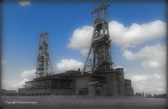 Clipstone Colliery (Tontoe1963) Tags: coal colliery industry architecture historical