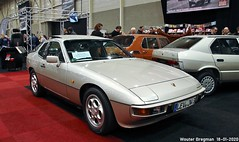 Porsche 924S 1986 (XBXG) Tags: porsche 1986 924 924s porsche924 porsche924s levjw3 maastricht expo forum nederland exhibition coupe coupé limburg silber 2020 mecc interclassics auto old holland classic netherlands car germany automobile voiture german paysbas ancienne youngtimer allemande deutschland indoor vehicle deutsch duits