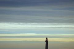 Flügge Leuchtturm (Elbmaedchen) Tags: minimalismus flügge leuchtturm lighthouse ostsee balticsea fehmarn insel himmel wolken himmelüberfehmarn