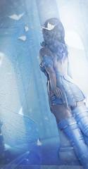 A Angel Hides (Mira Bellflower {Photographer}) Tags: secondlife sl shadows shading fun editing edit photoshop photo ps photos pileup photography cassie editwithme cute cuteness kawaii