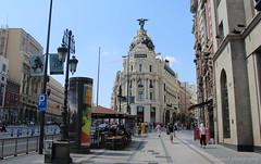 Metropolis Building (elianek) Tags: madrid spain europe espanha metropolis building city turism urban architecture arquitetura
