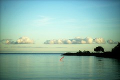 Horizon (*Kicki*) Tags: sweden grisslehamn väddö roslagen harbour port nature coastline eastcoast clouds sky horizon water sea balticsea östersjön ålandshav calm autumn seascape fall