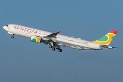 Air Senegal Airbus A330-941N; 6V-ANB@ZRH;21.01.2020 (Aero Icarus) Tags: flugzeug aircraft avion plane lszh zürichflughafen zurichairport zrh zürichkloten