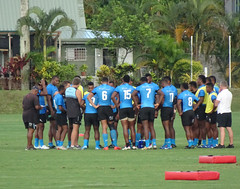 Rugby Practice (mikecogh) Tags: suva fiji practice rugby team athletes guernseys jumpers numbers sport