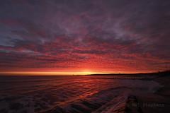 M2192171 E-M1ii 7mm iso200 f11 1_15s -1 (Mel Stephens) Tags: 20200119 202001 2020 q1 widescreen wide 3x2 6x4 olympus omd em1ii ii microfourthirds m43 mft mirrorless mzuiko 714mm pro gps truecolor uk scotland aberdeenshire sunrise beach ocean sea