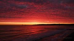 M2192151 E-M1ii 14mm iso200 f11 1_15s -1 (Mel Stephens) Tags: 20200119 202001 2020 q1 widescreen wide 16x9 olympus omd em1ii ii microfourthirds m43 mft mirrorless mzuiko 714mm pro gps truecolor uk scotland aberdeenshire sunrise beach ocean sea