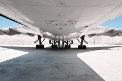 fat belly (jan.ldm) Tags: 747 boeing plane olympic urbex