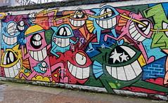 281A7647    Shoreditch Pezbarcelona (blackbike35) Tags: england london londre allen park bricklane shoreditch art street wall wallart mur mural letters writing work bomb spray stencil pochoir urban urbex artists