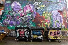 281A7635   Brick Lane  Trexus team (blackbike35) Tags: england london londre allen park bricklane shoreditch art street wall wallart mur mural letters writing work bomb spray stencil pochoir urban urbex artists