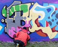 281A7613  Allen Park (blackbike35) Tags: england london londre allen park bricklane shoreditch art street wall wallart mur mural letters writing work bomb spray stencil pochoir urban urbex artists