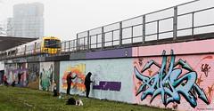 281A7601  Allen Park (blackbike35) Tags: england london londre allen park bricklane shoreditch art street wall wallart mur mural letters writing work bomb spray stencil pochoir urban urbex artists