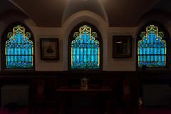 Eastern Alcove (janedsh) Tags: tiffany wayne county louis comfort church reid memorial presbyterian richmond photo by jane holmanphotoscom indiana louiscomforttiffany photobyjane reidmemorialpresbyterianchurch waynecounty