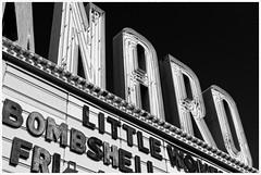 2020/022: The Naro (Rex Block) Tags: nikon d750 dslr 50mm f18g norfolk virginia ghent naro theatre film movie house artdeco littlewomen monochrome bw project366 366the2020edition 3662020 day22366 22jan2020 ekkidee 2020022thenaro