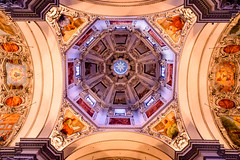 Salzburg Cathedral (y_zhao8) Tags: salzburg austria cathedral dome