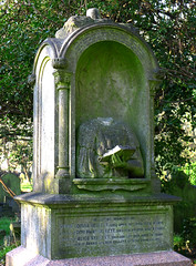 South Ealing Cemetery (1861) (LondonerJK) Tags: south ealing cemetery graveyard burialground old cemeteries london uk united kingdom great britain memorial monument abandoned derelict forgotten final resting place grave tomb gravestone architecture headstone burial ground