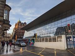 Photo of Glasgow Queen Street Station