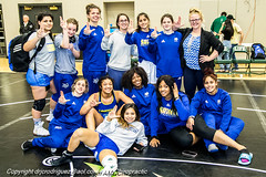 1N4A7333 (drjcrodriguez) Tags: canon 7dii wrestling freestyle womans olympic college combat sport action