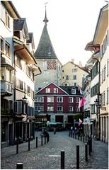 218-UN PASEO POR EL CASCO ANTIGUO DE  ZURICH (Suiza) (--MARCO POLO--) Tags: ciudades rincones calles
