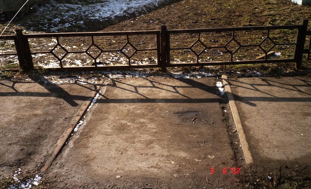 фото: Railway path Testovskaya - Shugar factory 2002