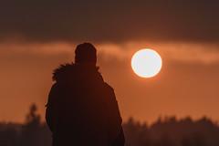 Kirchsee (edgar.chanhoihang) Tags: sunset winter kirchsee german