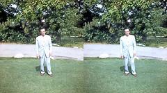 Batch G 0177 (dizzygum) Tags: vintage 3d stereo slide image 1959 posed people