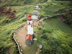 Naidi Lighthouse Aerial (ericmontalban) Tags: drone basco philippines naidilighthouse bascolighthouse batanes