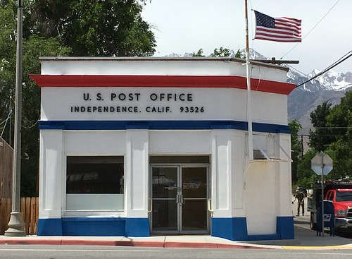 Post Office Independence California, From FlickrPhotos
