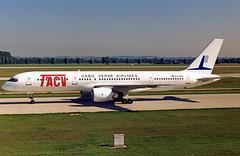 TACV Boeing 757-2Q8 D4-CBG (gooneybird29) Tags: flugzeug flughafen aircraft airport airplane airline muc boeing 757 tacv caboverdeairlines d4cbg
