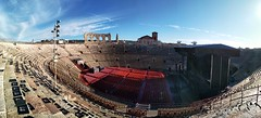 (discoveyvans) Tags: verona panoramic arena travel explore solo italy city
