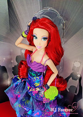 2018 Disney Designer Collection Premiere Ariel Doll (moggymawee) Tags: ariel premiere 2018disneydesignercollectionpremierearieldoll limitededition thelittlemermaid 2018 disney designer collection