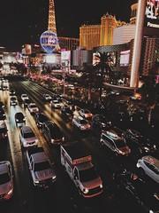 The Vegas Strip. (thnewblack) Tags: huaweip20pro leicaoptics smartphone nightshot lasvegas vegasstrip vsco inexplore travel sincity