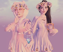 Sent me right to voicemail (Ghoulina Waffle) Tags: sl secondlife virtualworlds shopping blogging newreleases fatasy n21 shinyshabby keymoko vincue cx cerberusxing cerberuscrossing lode heaux miwas vco teabunny magika bom lelutka nova legacy tmp swallow