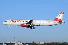 OE-LBB_MAN_180120_KN_208 (JakTrax@MAN) Tags: oelbb austrian airlines pinzgau airbus a321 321 egcc man manchester ringway runway 23r