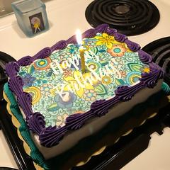 Bunnicula's Birthday Cake, January 22, 2020 #birthday #cake #birthdaycake #cakesofinstagram (ctrymaus) Tags: birthday cake birthdaycake cakesofinstagram