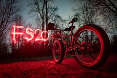 Freezing Saddles '20 (bundokbiker) Tags: light painting lightpainting paint lightpaint