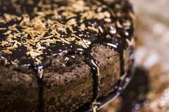 Brownie Season ! (QueeN CooL) Tags: chocolate brownie delicious cheesecakebrownie nobicool love food photography flakes darkchocolate homemade brown syrup drip cake bokeh indulge craving cheesecake sweet dessert art