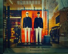 urban mannequins (-liyen-) Tags: urban shopwindow mannequins city toronto reflections window