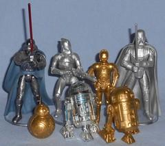 Hasbro - Shiny Repaints (Darth Ray) Tags: collection loose shiny repaint star wars figures hasbro