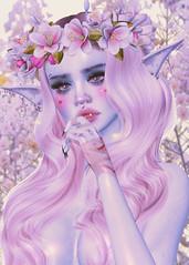 [Sweet] (Mykie Kiyoko) Tags: secondlife sl 2ndlife slblog blog humanglitch mainframe keymoko doux lode shinyshabby swallow simplebloom